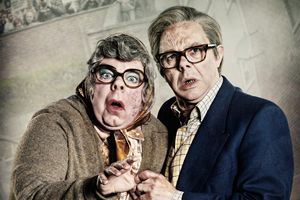 The League Of Gentlemen to announce 2018 live tour