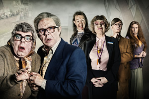 The League Of Gentlemen. Copyright: BBC.