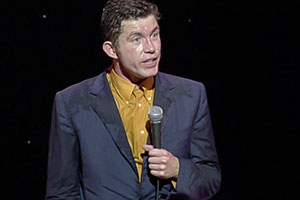 Lee Evans Live In Scotland. Lee Evans. Copyright: Little Mo Films.