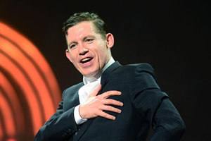 Lee Evans: Monsters. Lee Evans. Copyright: Open Mike Productions.