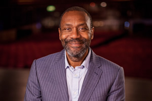 Lenny Henry: A Life On Screen. Lenny Henry. Copyright: BBC.