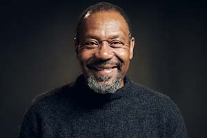 Lenny Henry's Race Through Comedy. Lenny Henry. Copyright: Douglas Road.