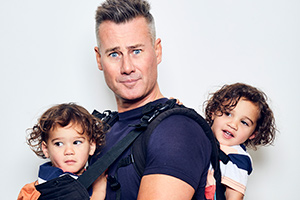 The Likely Dads. Tim Vincent. Copyright: Made In Manchester Productions.