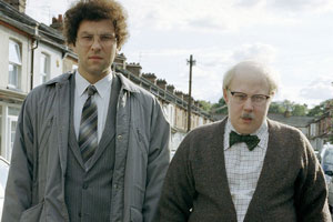 Little Britain. Image shows from L to R: David Walliams, Matt Lucas. Copyright: BBC / Little Britain Productions.