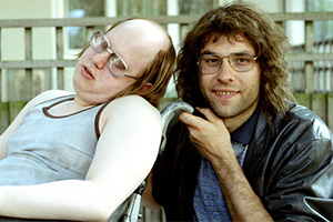 Little Britain. Image shows from L to R: Matt Lucas, David Walliams.