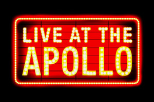Live At The Apollo. Copyright: Open Mike Productions.
