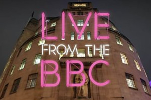 Live From The BBC. Copyright: Phil McIntyre Entertainment.