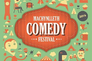 The Machynlleth Comedy Festival. Copyright: BBC.