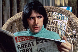 Man About The House. Robin Tripp (Richard O'Sullivan). Copyright: Hammer Film Productions.