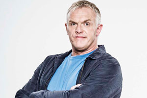 Greg Davies Royal Variety host