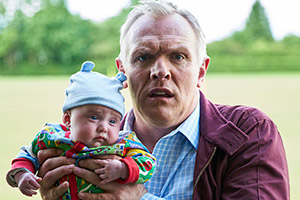 Man Down. Dan (Greg Davies). Copyright: Avalon Television.