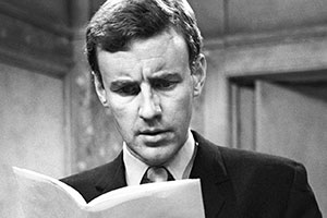 Marriage Lines. George Starling (Richard Briers). Copyright: BBC.