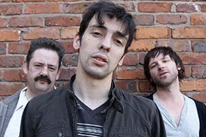Massive. Image shows from L to R: Tony (Johnny Vegas), Danny (Ralf Little), Shay (Carl Rice). Copyright: BBC.