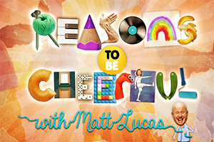Reasons To Be Cheerful With Matt Lucas. Copyright: Nit TV.