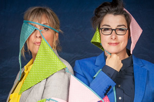 Mel & Sue's new job