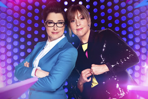 Mel & Sue to star in Sky sitcom Hitmen