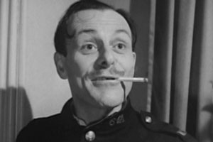 Melody Club. Freddy Forrester (Terry-Thomas). Copyright: Tempean Films.