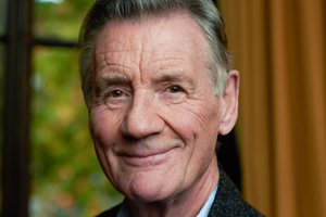Michael Palin to publish fourth diary collection