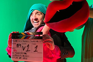 The Mind Of Herbert Clunkerdunk Series 2 now filming