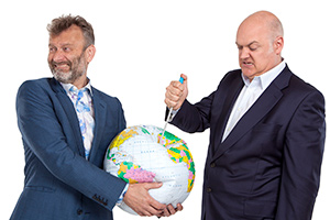 Mock The Week interview