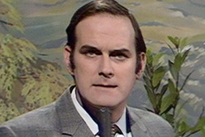 Monty Python's Flying Circus. John Cleese. Copyright: BBC / Python (Monty) Pictures Ltd.