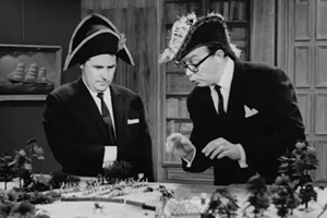 Morecambe & Wise In America