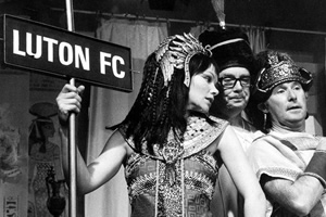 The Morecambe & Wise Show. Copyright: BBC.
