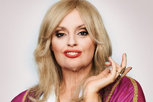 Morgana Robinson's The Agency. Morgana Robinson. Copyright: Happy Tramp Productions.