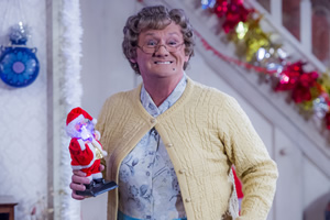 Mrs. Brown's Boys. Agnes Brown (Brendan O'Carroll).