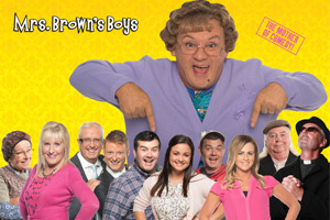 Mrs. Brown's Boys. Copyright: BocPix.