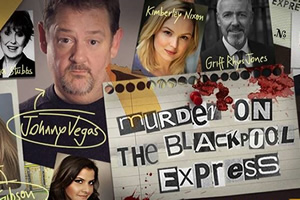 Murder On The Blackpool Express. Copyright: Tiger Aspect Productions.