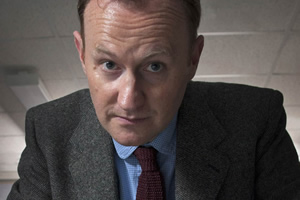 Mark Gatiss podcast