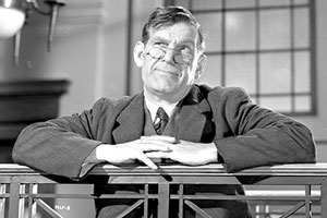My Learned Friend. William Fitch (Will Hay). Copyright: Ealing Studios.