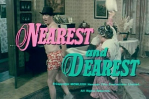 Nearest And Dearest. Copyright: Hammer Film Productions.