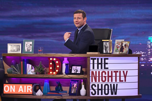 The Nightly Show. Dermot O'Leary.