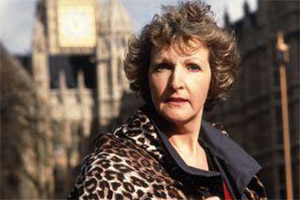 No Job For A Lady. Jean Price (Penelope Keith). Copyright: Thames Television.