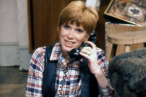 Not In Front Of The Children. Jennifer Corner (Wendy Craig). Copyright: BBC.