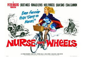 Nurse On Wheels.