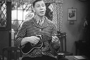 Off The Dole. John Willie (George Formby).