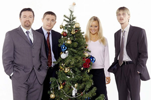 The Office is the best Xmas special