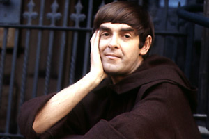 Oh Brother!. Brother Dominic (Derek Nimmo). Copyright: BBC.