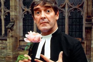 Oh Father!. Brother Dominic (Derek Nimmo). Copyright: BBC.