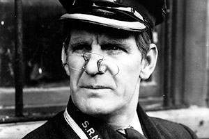 Oh, Mr Porter!. William Porter (Will Hay). Copyright: Gainsborough Pictures 1928 Limited.