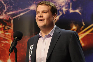 One Chance. Paul Potts (James Corden).