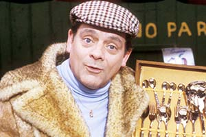 Second Del Boy book to be published