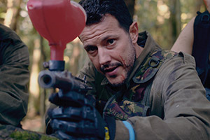 Paintball Massacre. Nathan Brown (Lee Latchford-Evans).