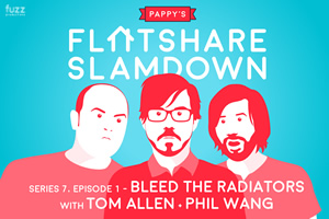 Pappy S Flatshare Slamdown Podcasts British Comedy Guide
