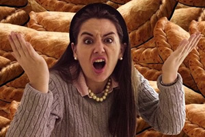 Pasty Rants. Jane Pasty (Holly Burn).