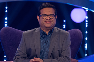 Paul Sinha's TV Showdown