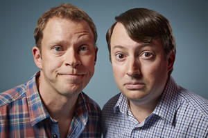 Peep Show US remake
